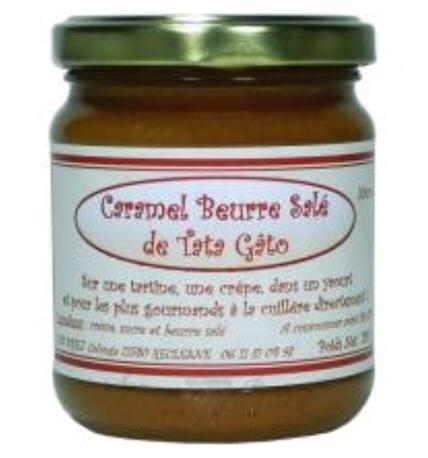 Caramel Beurre Salé Nature