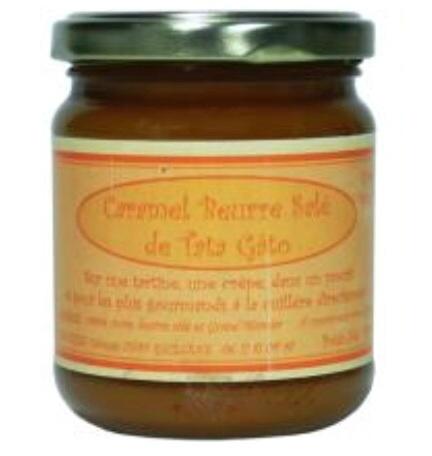Caramel Beurre Salé au Grand-Marnier
