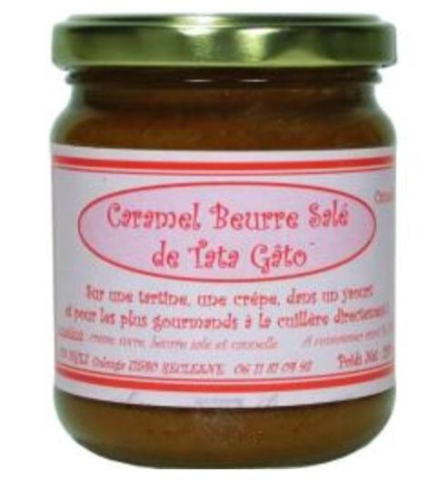 Caramel Beurre Salé à la Cannelle