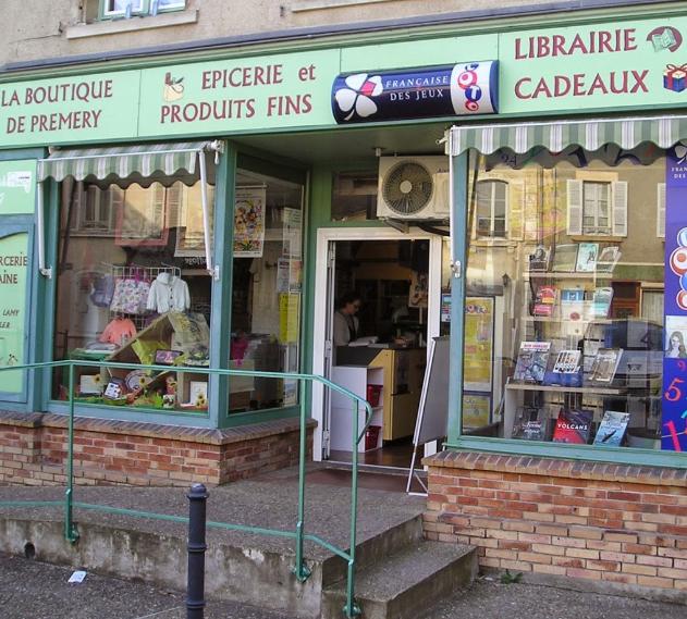 La Boutique de Prémery