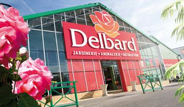 Jardinerie DELBARD